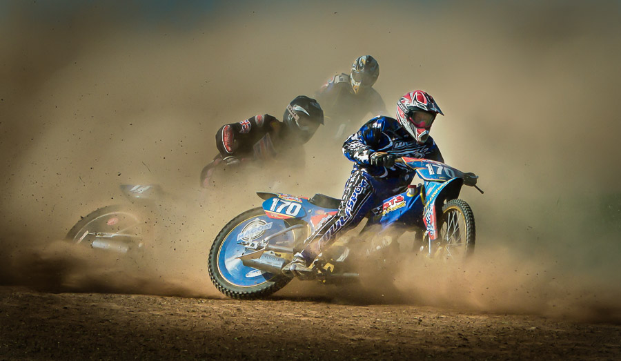 Dust Riders Paul Hassell Photography